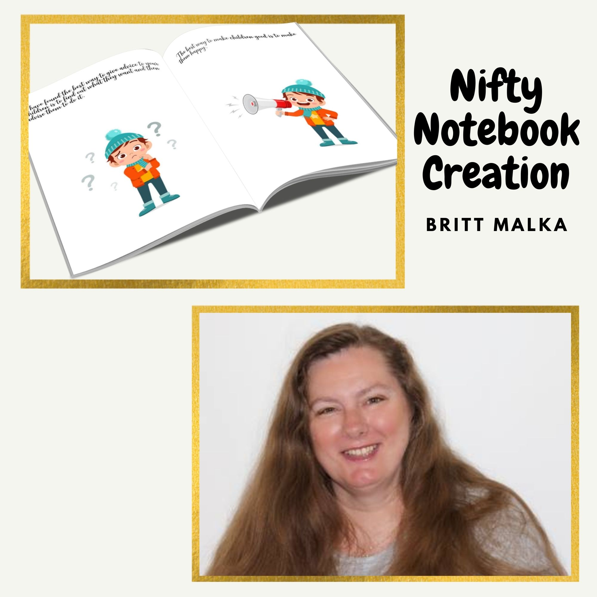 Nifty Notebook Creation